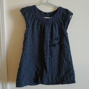 Mexx - Charcoal Grey Toddler Dress